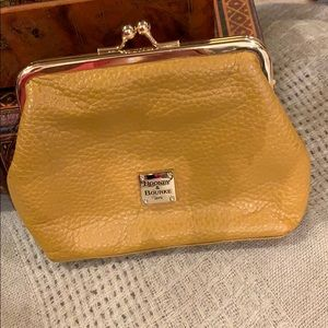 Dooney & Bourke Large Coin Purse